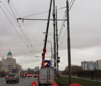 Аренда спецтехники для монтажных работ Москва