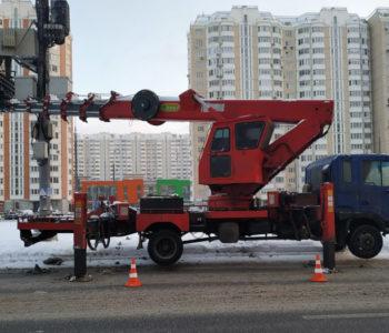 Аренда спецтехники для Электромонтажных работ Москва