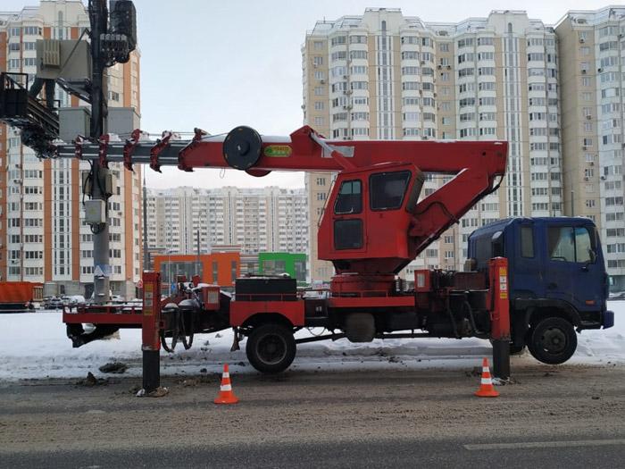 Аренда автовышки Мостовой
