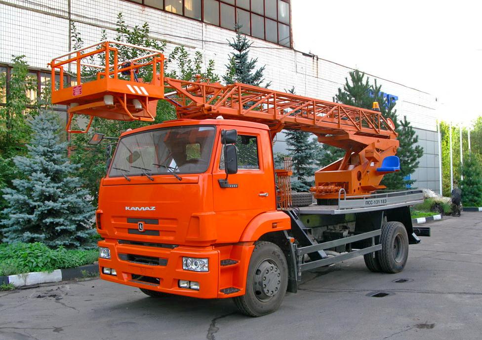 Аренда спецтехники для строительства Москва
